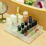 Scatole di immagazzinaggio desktop per cosmetici, Combinazione di cassetti finitura kit Scatola di immagazzinaggio del frigorifero-C