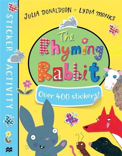 The Rhyming Rabbit Sticker Book (Sticker Books)