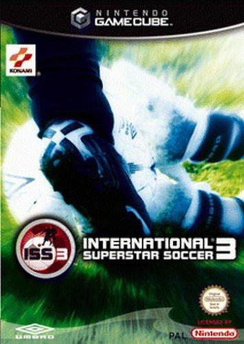 Konami Digital Entertainment GmbH International Superstar Soccer 3