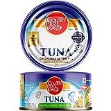 Golden Prize Tuna Chunks in Extra Virgin Olive Oil, 185g