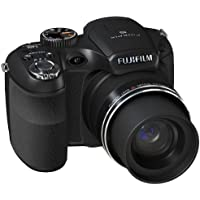 Fujifilm FinePix S2500 Digital Camera (12MP, 18x Wide Optical Zoom) 3 inch LCD