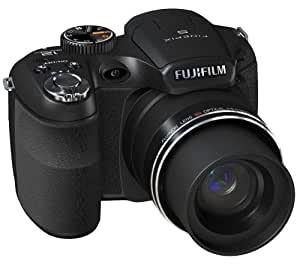 Fujifilm FinePix S2500 Digital Camera (12MP, 18x Wide Optical Zoom) 3 inch LCD