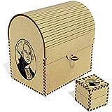 Azeeda 'George Washington' Groß Schatztruhe / Schmuckschatulle (TC00031527)