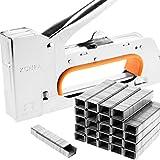 2500 Klammern 4/6/8MM Tacker Handtacker Schnellhefter Hefter Metalltacker