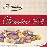 Thorntons Classics Milk/ White/ Dark 587 g