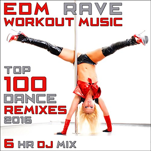 Jumping and Floating (110bpm Rave Workout Music DJ Mix Edit)