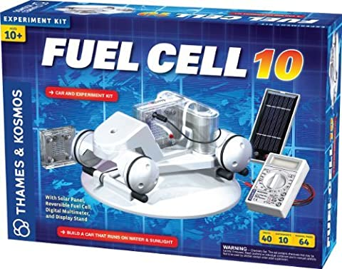 Thames & Kosmos Alternative Energy and Environmental Science Fuel Cell