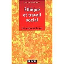 Éthique et travail social : Une recherche du sens