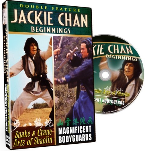 Jackie Chan: Beginnings - Snake & Crane Arts of Shaolin / Magnificent Bodyguards DF by Jackie Chan