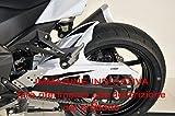 Guardabarros trasero ermax para Z 7502007clicca para podrá I colores disponibles grezzo non verniciato