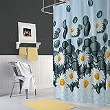 Textil Duschvorhang 240 x200cm
