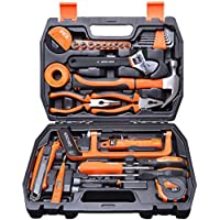 Cassetta degli attrezzi Juego de herramientas de hardware Juego de herramientas para el hogar Herramienta de reparación manual multifunción
