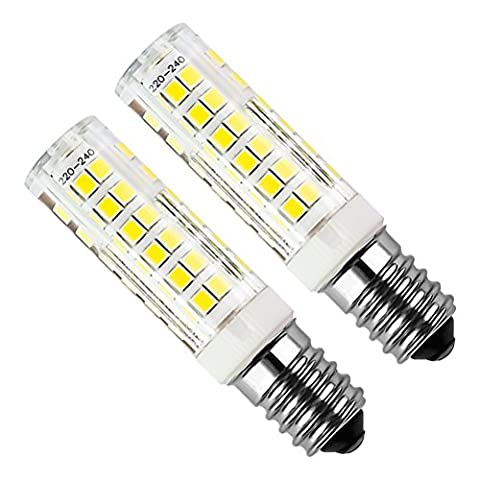 Kakanuo 2pcs E14 5W LED Ampoule 430lm 220V Blanc Froid