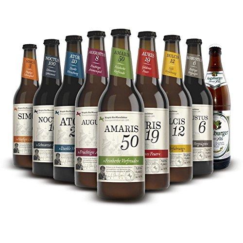 Craft Beer Paket Riegele Biere