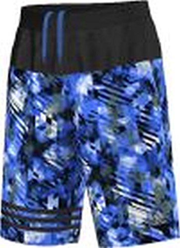 adidas Boys' Shorts (S18483128_Black and Bright Royal_128)  available at amazon for Rs.749