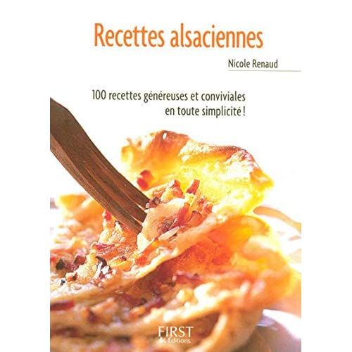 PT LIV RECETTES ALSACIENNES
