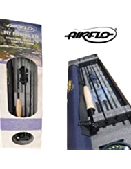 Airflo Fly Fishing Kit - Line Rating 8/9 - Dark Blue, 9 Ft