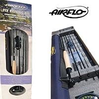 Airflo Fly Kit da pesca, Blu