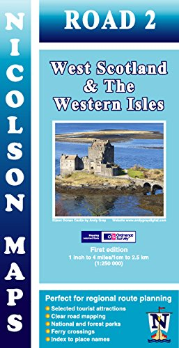 Road 2: West Scotland & The Western Isles