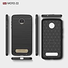Motorola Moto Z2 Force Cover, Valenth Anti-Scratch Protettivo Heavy Duty Soft Cover Rugged Grip Protection Cover antiscivolo per Motorola Moto Z2 Force