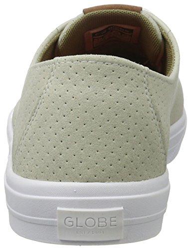 Globe Motley Lyt, Sneaker Uomo Beige (Perf Sand/White)