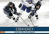 Eishockey! Schneller, härter, das Powergame! (Wandkalender 2019 DIN A4 quer): Heiße Action auf eiskaltem Eis! Das ist Eishockey live! (Monatskalender, 14 Seiten ) (CALVENDO Sport)
