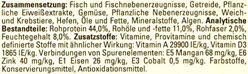 Tetra Crusta Granules (Hauptfutter in Granulatform für Garnelen und Krebse, für eine artgerechte Ernährung), 100 ml Dose -