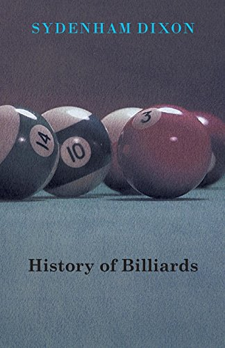 History of Billiards