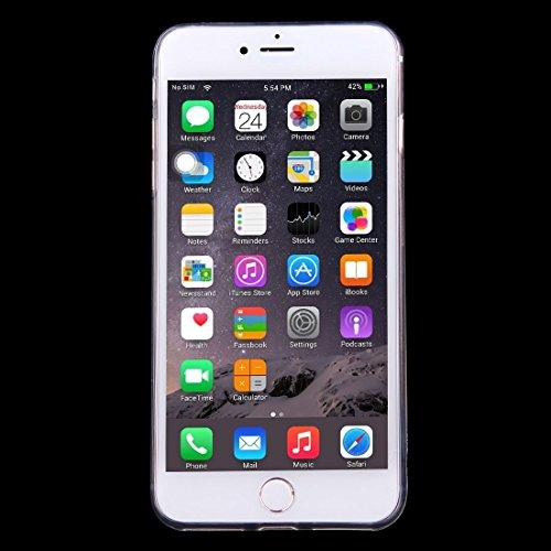 Hülle für iPhone 7 plus , Schutzhülle Für iPhone 7 Plus 0.75mm Ultra-dünnen transparenten TPU Schutzhülle ,hülle für iPhone 7 plus , case for iphone 7 plus ( SKU : IP7P0006TF ) IP7P0006T