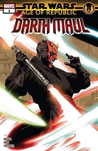 Star Wars: Age Of The Republic - Darth Maul (2018) #1 (Star Wars: Age Of The Republic (2018-)) (English Edition)