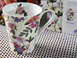 Satz Von 2 V&A Kilburn Cream Fine Bone China Mugs (Becher)
