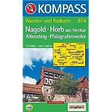 NAGOLD/HORB 874  1/25.000