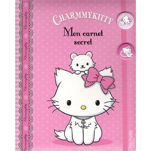 Mon carnet badges Charmmy Kitty
