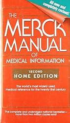 The Merck Manual of Medical Information: Home Edition (Merck Manual of Medical Information, Home Ed. (Mass Market Paper))