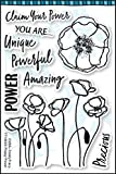 #8: Dare 2B Artzy Totally Tracy - Poppy Power - Clear Cling Rubber Stamps