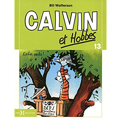 Calvin et Hobbes - T13 petit format (13)