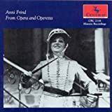 From Opera and Operetta by Anni Frind (1992-04-07)
