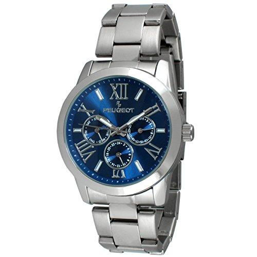peugeot-da-donna-analogico-al-quarzo-giapponese-7095snv-display-orologio-in-acciaio-inox-colore-blu-