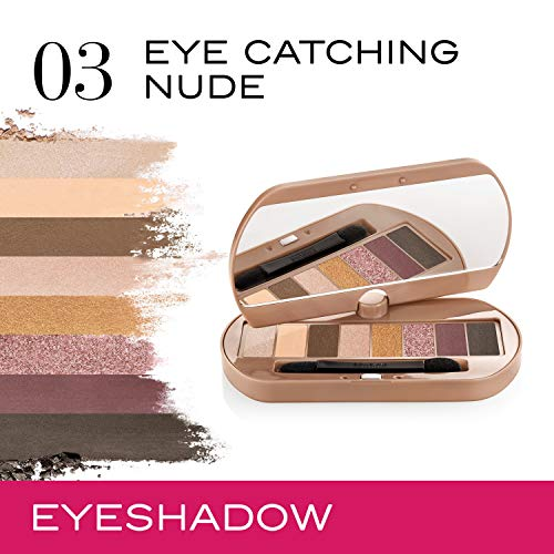 Bourjois Eye Catching NUDE PALETTE Eyeshadow 3 Nude, 4,5g