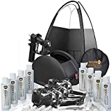Spray Tan Kit - Rapidtanpro including Tent, Tan Machine & Accessories