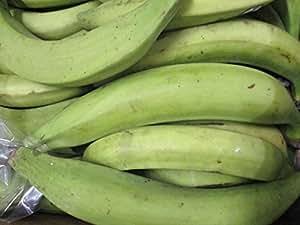 GROENTE VERS Frische Kochbananen ca 1kg (3 Stück)