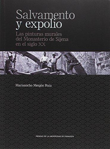 SALVAMENTO Y EXPOLIO (De Arte) por MARISANCHO MENJÓN RUIZ