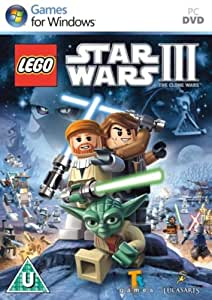 LEGO Star Wars 3: The Clone Wars (PC DVD)