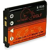 Power Batterie Olympus Li-40B | Li-42B / Nikon EN-EL10 / Fuji NP-45 / Pentax D-Li63 / Kodak Klic-7006 / Casio NP-80 pour Fuji FinePix J10 | J15 | J100 | J110w | J150w | Z10fd | Z20fd | Z100 | Z100fd | Z200fd | Kodak EasyShare M883 | M873 | Nikon S200 | S210 | S220 | S230 | S500 | S510 | S520 | S600 | S700 et bien plus encore...