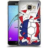 Head Case Designs France Ballon De Football Étui Coque D'Arrière Rigide Pour Samsung Galaxy A3 (2016)