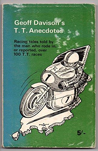 Geoff Davison's T.T. Anecdotes