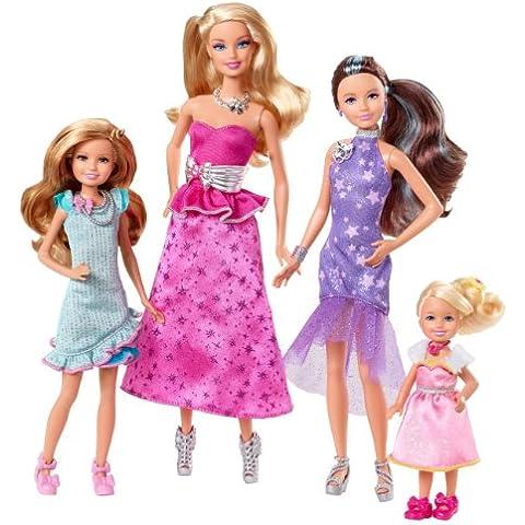 Mattel - Muñeca fashion Barbie