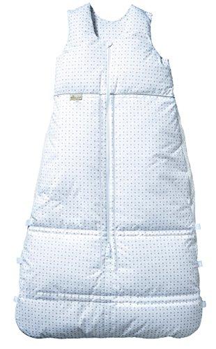 Climarelle Daunenschlafsack, längenverstellbar, Alterskl. älter 24 Monate, Sternenhimmel, 130 cm