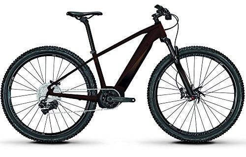 FOCUS JARIFA² ACTIVE Herren E-Bike 500Wh E-Montainbike Elektrofahrrad Havannabrown matt 2018 RH 44 cm / 29 Zoll