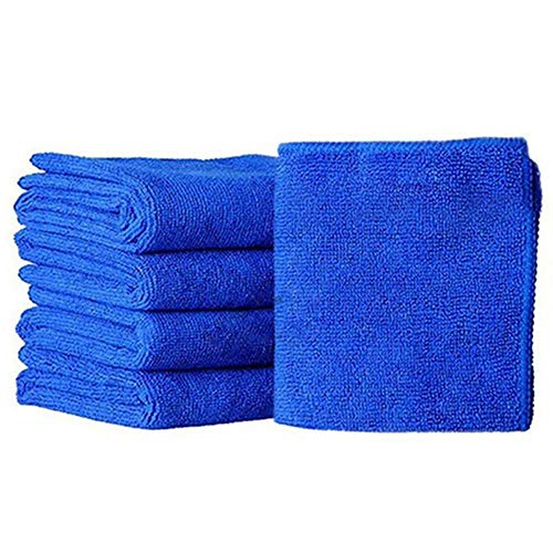 Automotive Care & Detailing Home & Garden Open-Minded 10x Blue Microfiber Cleaning Auto Car Detailing Soft Cloths Wash Towel Duster